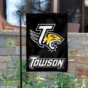 Towson University Garden Flag