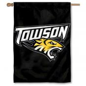 Towson University Tigers House Flag