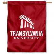 Transy Pioneers House Flag