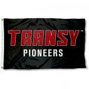 Transy Pioneers Logo 3x5 Flag