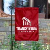 Transylvania University Garden Flag