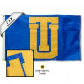 TU Golden Hurricanes Small 2'x3' Flag