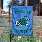 Tulane University Country Garden Flag