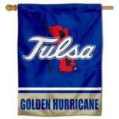 Tulsa Hurricanes Banner Flag