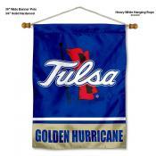 Tulsa Hurricanes Wall Banner