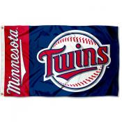Twins Outdoor Flag