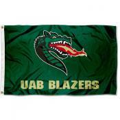 UAB Blazers Flag