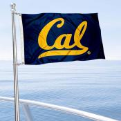 UC Berkeley Golf Cart Flag