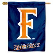 UC Fullerton Titans Banner Flag
