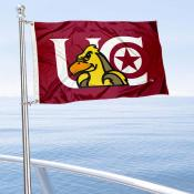 UC Golden Eagles Boat and Mini Flag