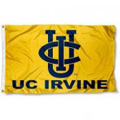 UC Irvine Gold Flag
