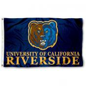 UC Riverside Flag