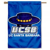 UC Santa Barbara Gauchos Double Sided Banner
