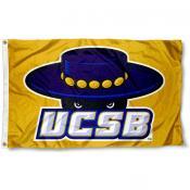 UC Santa Barbara Gold Flag