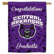 UCA Bears Congratulations Graduate Flag