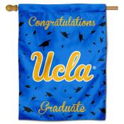 UCLA Bruins Congratulations Graduate Flag