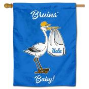 UCLA Bruins New Baby Flag