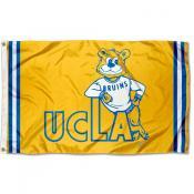 UCLA Bruins Throwback Vault Logo Flag
