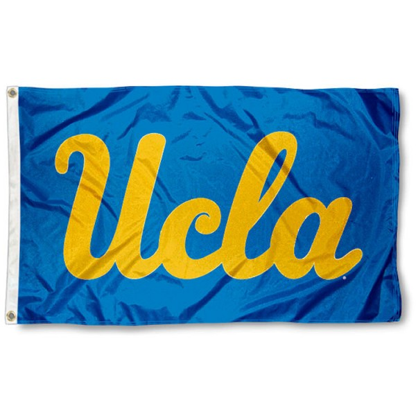 UCLA Logo Flag
