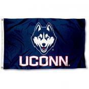 UCONN Huskies 3x5 Flag