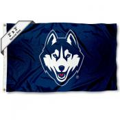 UCONN Small 2'x3' Flag