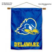 UD Blue Hens Wall Banner