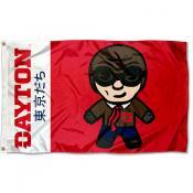 UD Flyers Kawaii Tokyodachi Yuru Kyara Flag