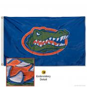 UF Gators Nylon Embroidered Flag