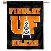 UF Oilers Double Sided House Flag