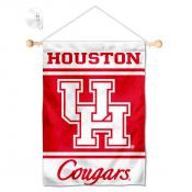 UH Cougars Window and Wall Banner