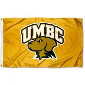 UMBC Retrievers Gold Flag