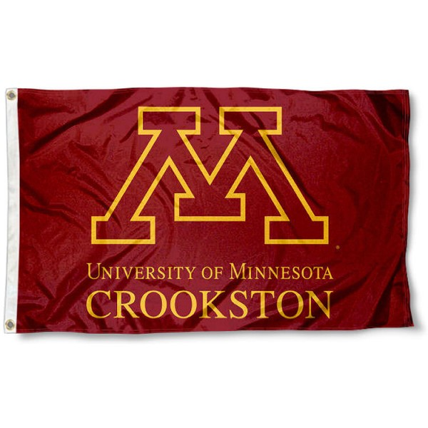 UMC Golden Eagles Wordmark Flag measures 3x5 feet, is made of 100% polyester, offers quadruple stitched flyends, has two metal grommets, and offers screen printed NCAA team logos and insignias. Our UMC Golden Eagles Wordmark Flag is officially licensed by the selected university and NCAA.