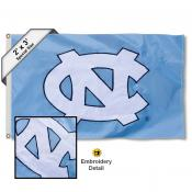 UNC Small 2'x3' Flag