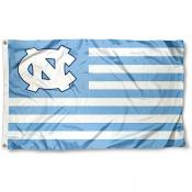 UNC Striped Flag