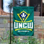 UNCW Seahawks Garden Flag