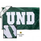 UND Fighting Hawks Small 2'x3' Flag