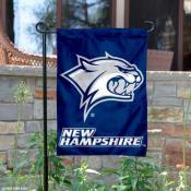 UNH Wildcats Garden Flag