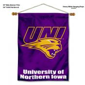 UNI Panthers Wall Banner