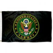 United States Army Military Service Mark Flag