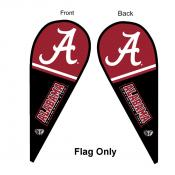 University of Alabama Feather Flag