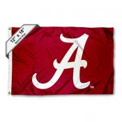 University of Alabama Mini Flag