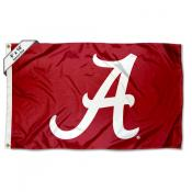 University of Alabama Script A Large 6'x10' Flag