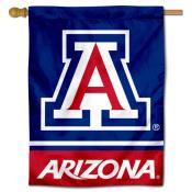 University of Arizona Blue Logo Banner Flag