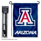 University of Arizona Garden Flag and Stand