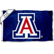 University of Arizona Large 4x6 Flag
