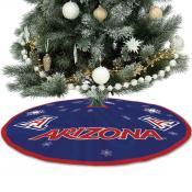 University of Arizona Wildcats Christmas Tree Skirt