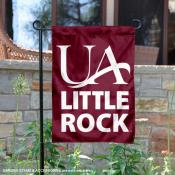 University of Arkansas at Little Rock Garden Flag