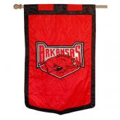 University of Arkansas Banner Flag