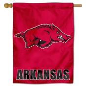University of Arkansas Decorative Flag