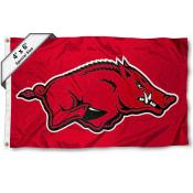University of Arkansas Large 4x6 Flag